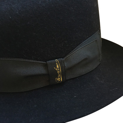Borsalino Hat in black