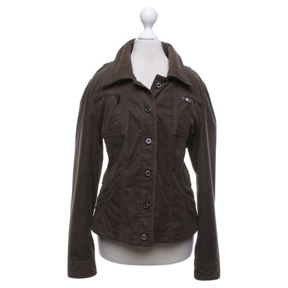Marc Cain Jacket made of fine cord