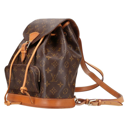 "Louis Vuitton ""Montsouris MM Monogam Canvas"""