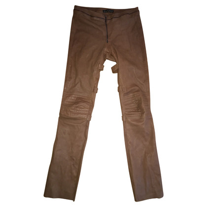 Plein Sud Leather pants