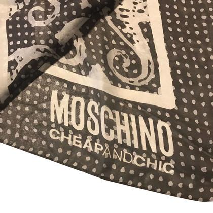 Moschino Seidentuch