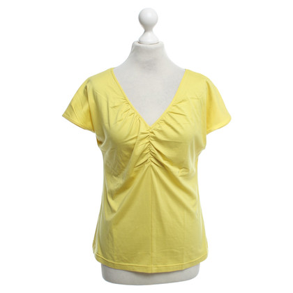 Akris Shirt in yellow
