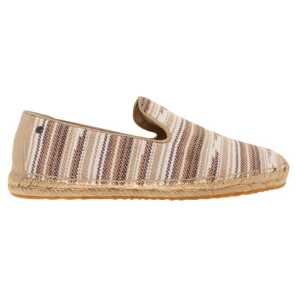 Ugg Espadrilles with striped pattern