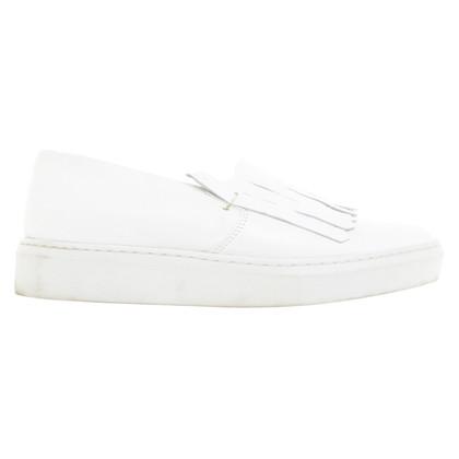 Filippa K Sneakers in Weiß
