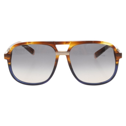 Dsquared2 Sonnenbrille mit Schildpattmuster