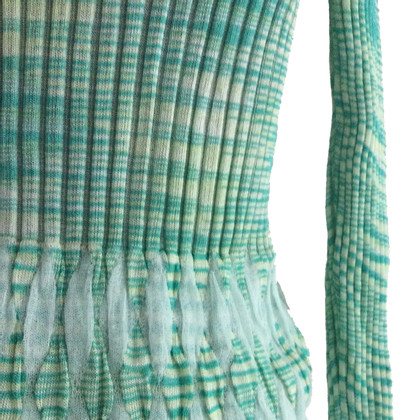 Missoni Longsleeve in mint green