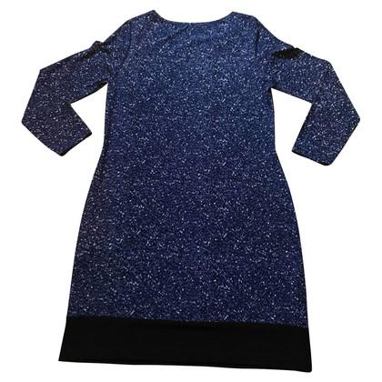 Michael Kors Dress in blue viscose