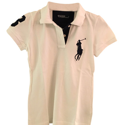 Ralph Lauren Poloshirt in White