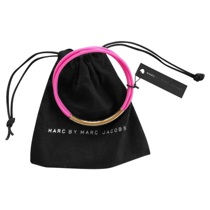 Marc by Marc Jacobs Bracciale in fucsia