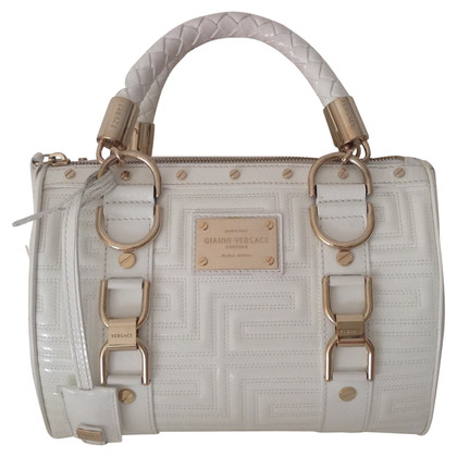 Gianni Versace Couture patent leather bag