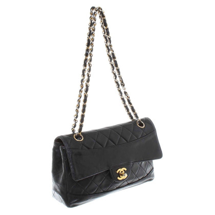 """Chanel """"2.55 Classic Flap Bag"""" vintage"""