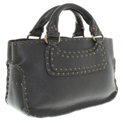 Céline Leather handbag