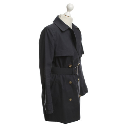Céline Trenchcoat in Blau