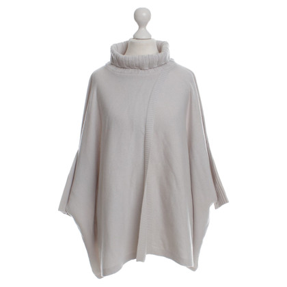 "Diane von Furstenberg Cape ""Ahiga"" in cream"