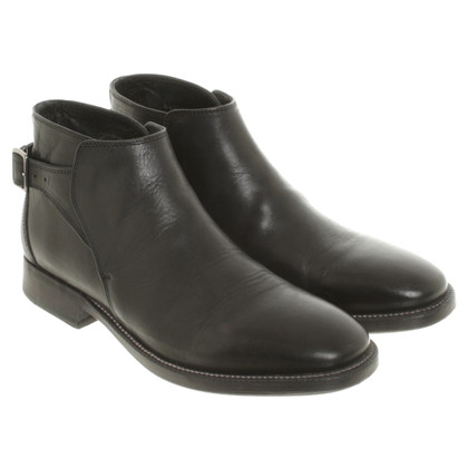N.d.c. Made by Hand Boots in zwart