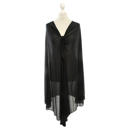 Eres Beach dress in black