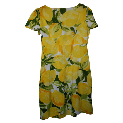 Moschino Cheap and Chic lemon dress