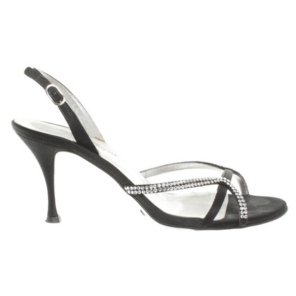 Dolce & Gabbana Sandals in zwart