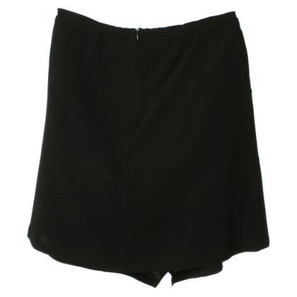 Giorgio Armani Culottes in zwart