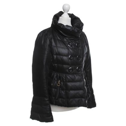 Moncler Veste d'hiver en noir