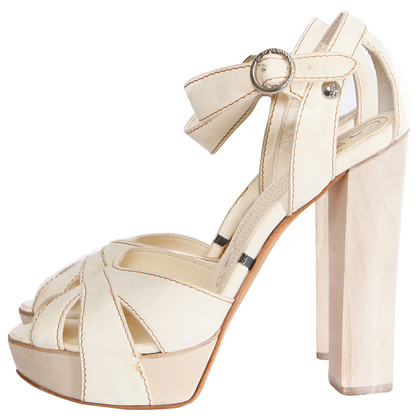 Gianmarco Lorenzi High Heel Sandale