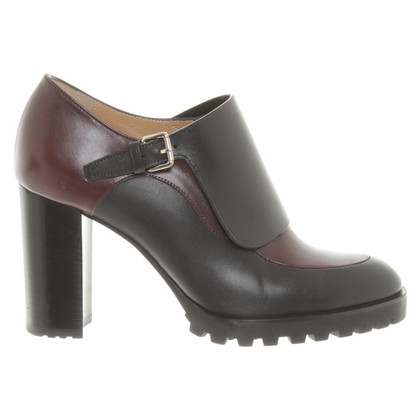Bally Stivaletti in nero/Bordeaux
