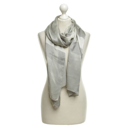 Burberry Silk scarf in grey