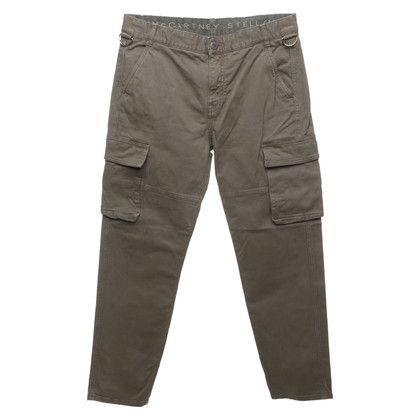 Stella McCartney Cargo pants in khaki