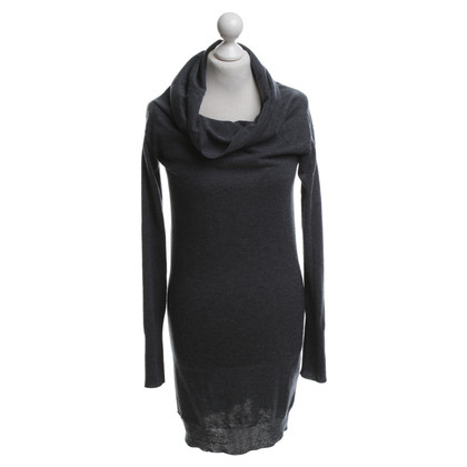 Patrizia Pepe Sweater dress in grey