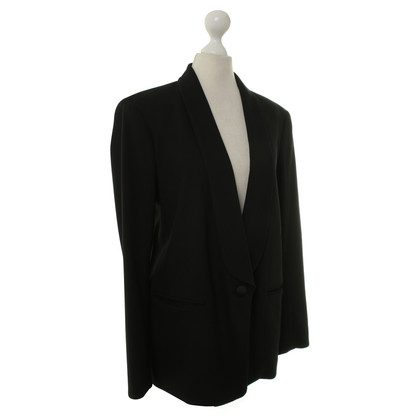 Céline Blazer in black