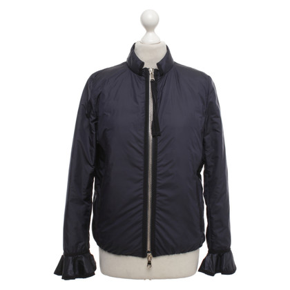 Moncler Jacket in dark blue