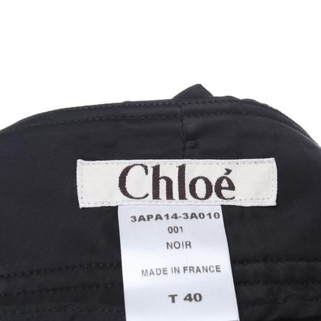 Mit Kreditkarte Freies Verschiffen Neuesten Kollektionen Chloé Hose in Schwarz Schwarz Rabatt Gutes Verkauf mZiCPfHl