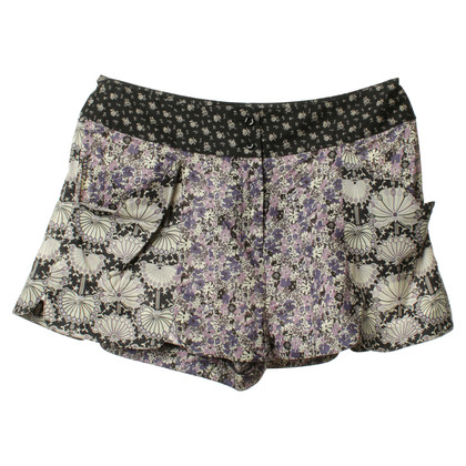 Liberty of London Shorts mit floralem Muster