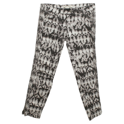 Isabel Marant for H&M Jeans with batik patterns