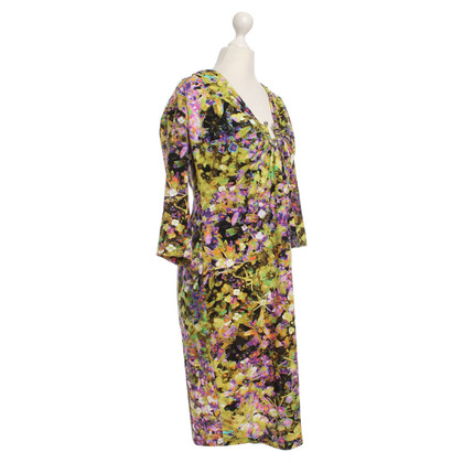 Roberto Cavalli Robe avec motif floral