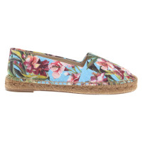 Dolce & Gabbana Espadrilles with floral pattern