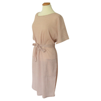 Humanoid Crepe dress with belt
