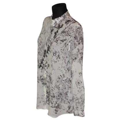 Lala Berlin blouse en soie avec imprimé