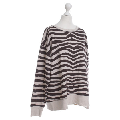 Michael Kors Sweatshirt in Zebra look