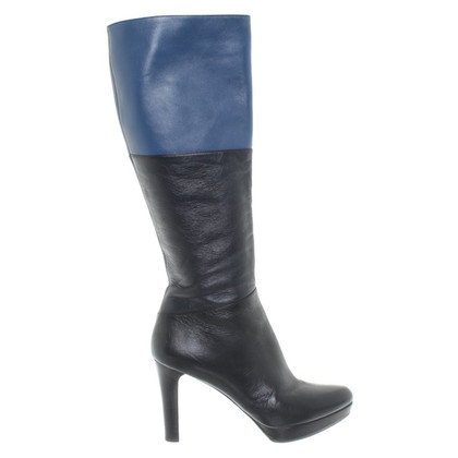 Fendi Stiefel in Bicolor