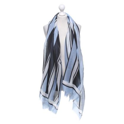 Dolce & Gabbana Schal mit Streifenmuster