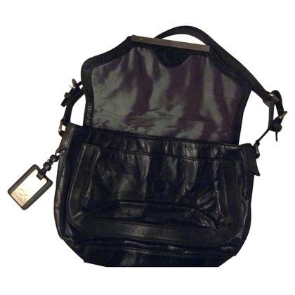 Calvin Klein Handtasche in Dunkelgrün