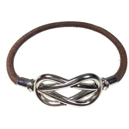 """Hermès Armband """"Infinity één tour"""""""