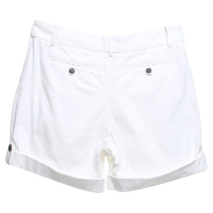 D&G Shorts in crema bianca