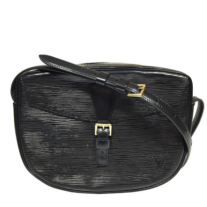 "Louis Vuitton ""Jeune fille EPI leather"" in black"