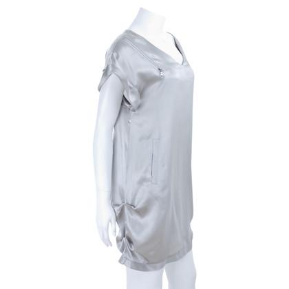 Chloé Kleid aus Seidensatin