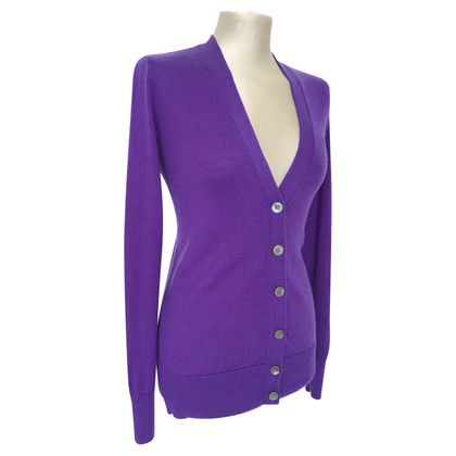 Ralph Lauren Cardigan in purple