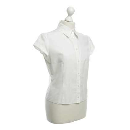 Strenesse Korte mouw blouse wit