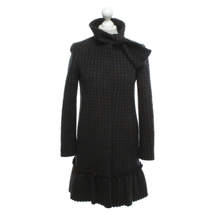 Red Valentino Coat with pattern