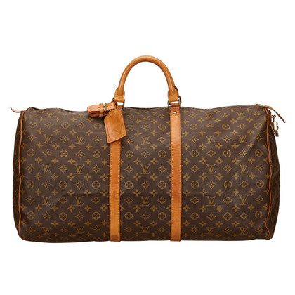 Louis Vuitton Louis Vuitton Monogram Keepall 60
